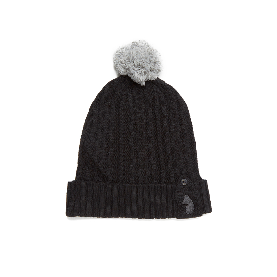 luke-men-the-birdy-dance-cable-knitted-beanie-black