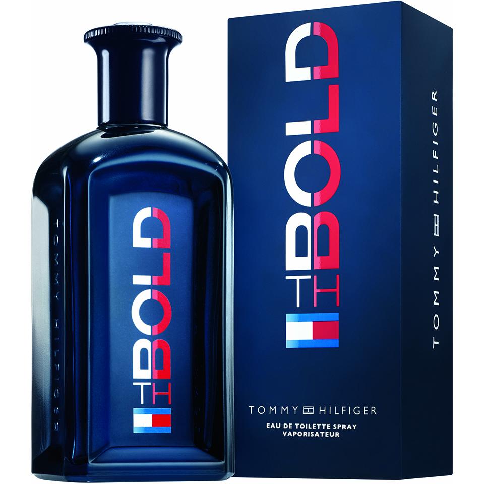 Tommy Hilfiger Herrendüfte TH Bold Eau de Toilette Spray 100 ml