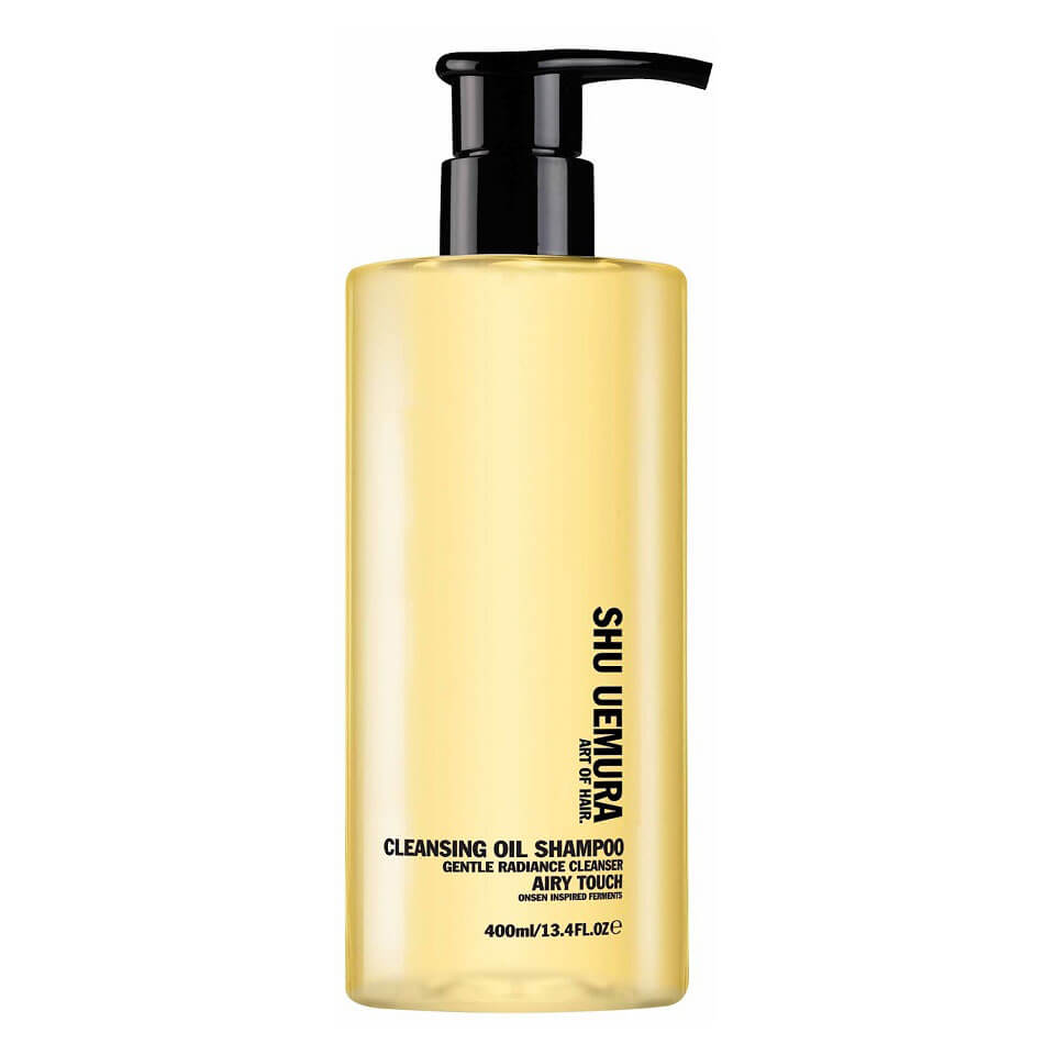 Shu Uemura Art of Hair Cleansing Oil Shampoo - Gentle Radiance (400ml)
