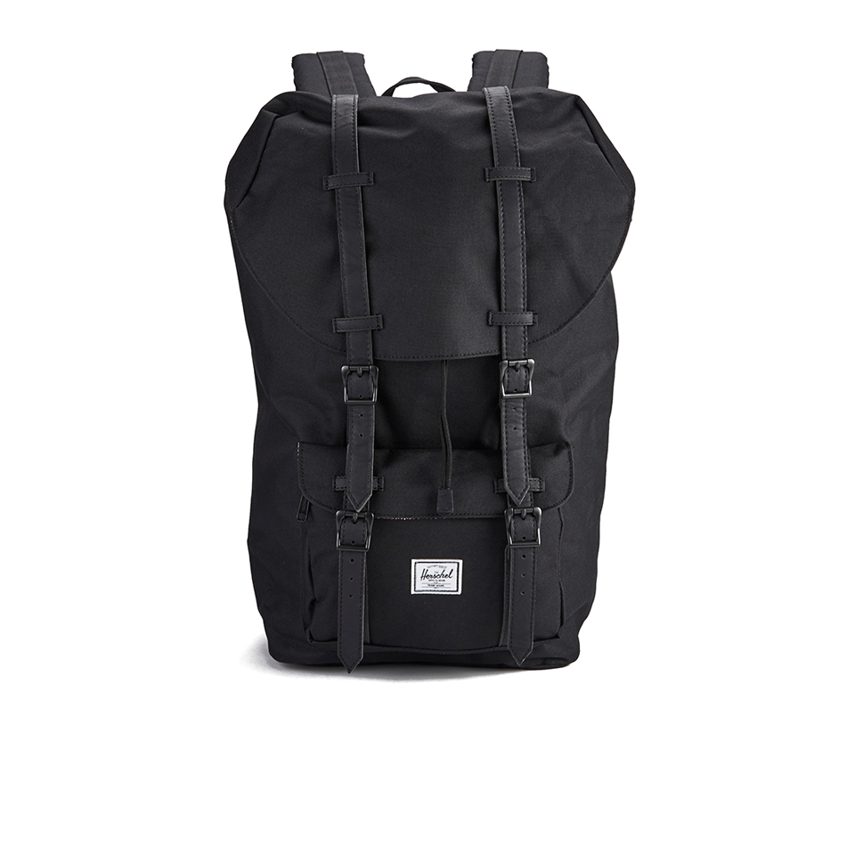 herschel-little-america-backpack-black