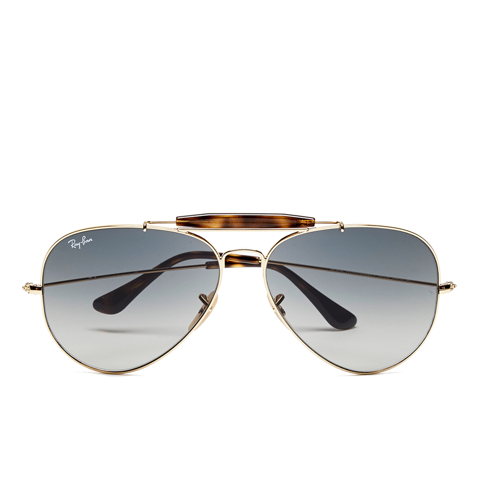 ray-ban-men-outdoorsman-aviator-sunglasses-gold