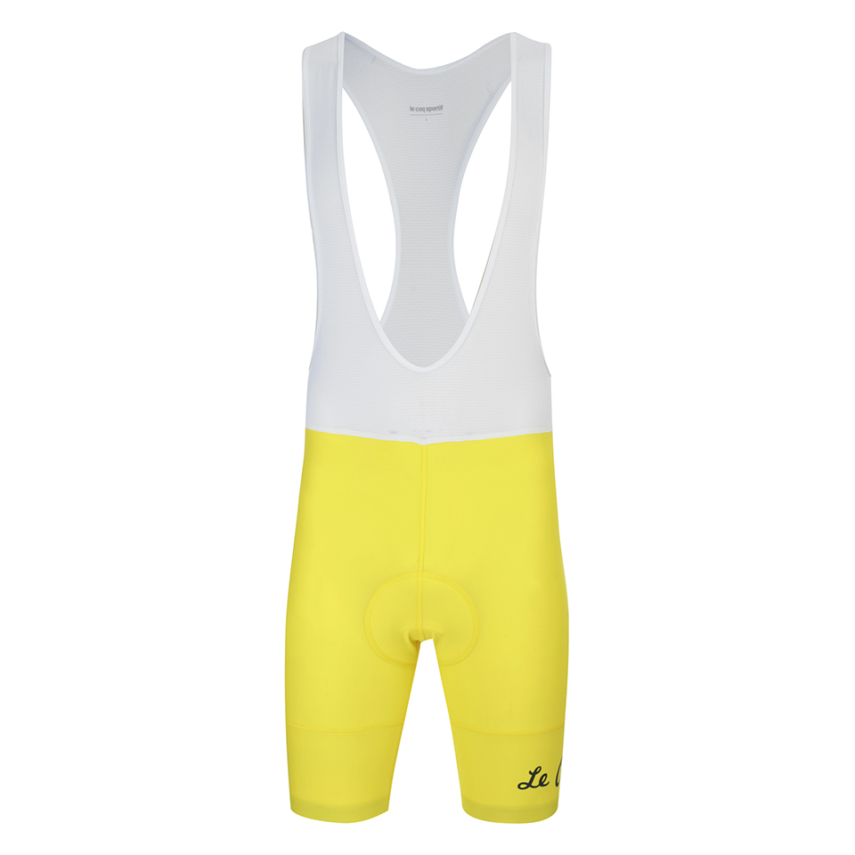 le-coq-sportif-performance-classic-n2-bib-shorts-yellow-m