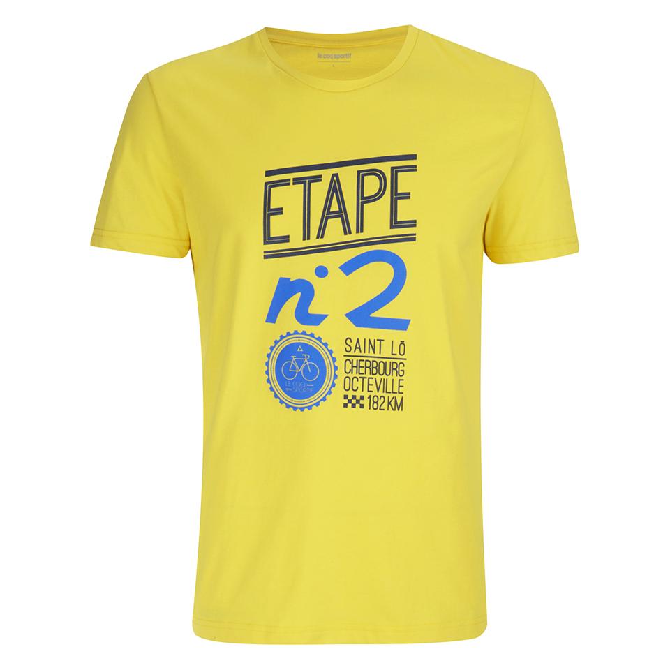 le-coq-sportif-tour-de-france-n6-t-shirt-yellow-s