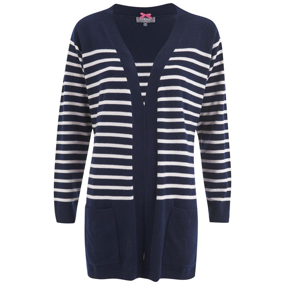 cocoa-cashmere-women-striped-cardigan-navywhite-m-12