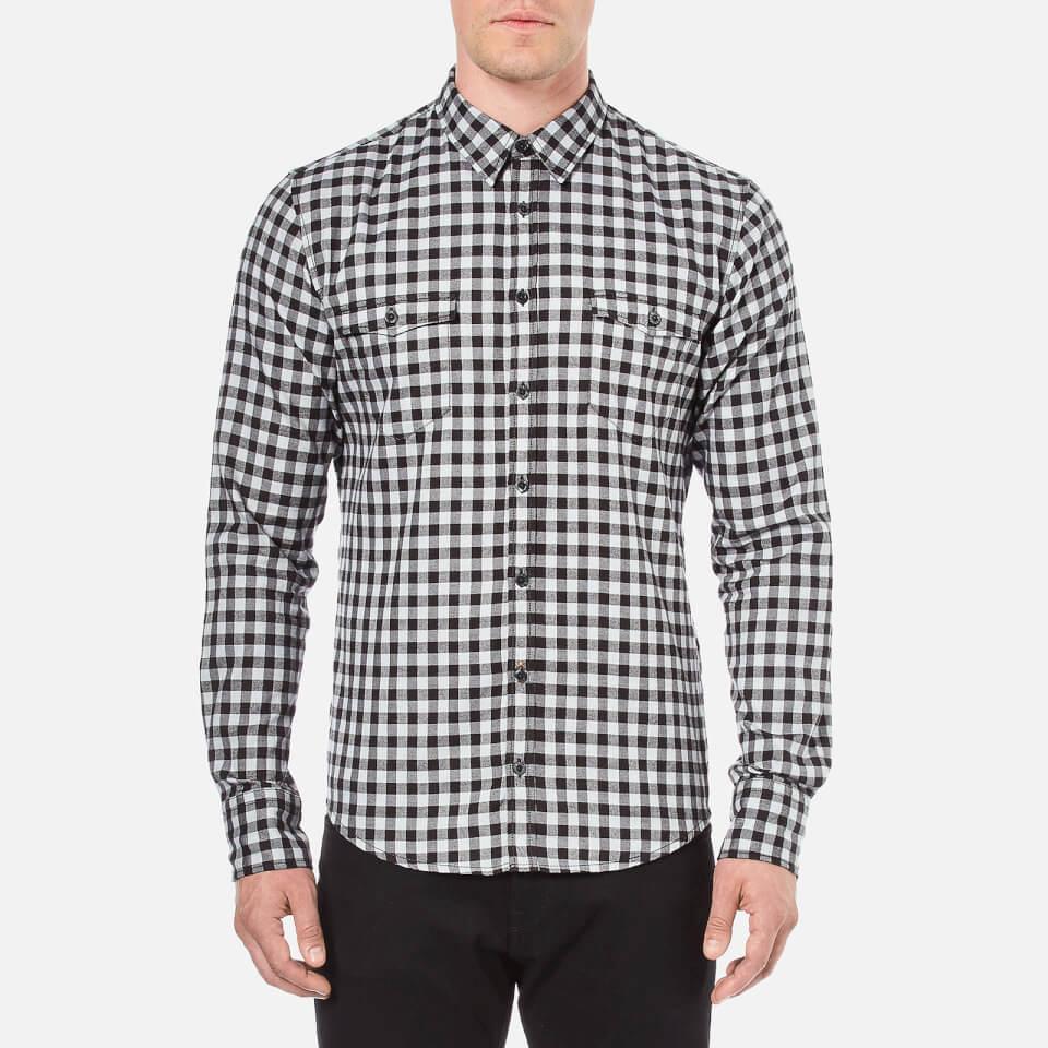 boss-orange-men-edoslime-flannel-check-shirt-black-s