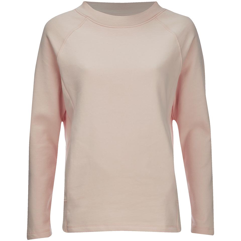 selected-femme-women-vega-sweatshirt-silver-peony-xs