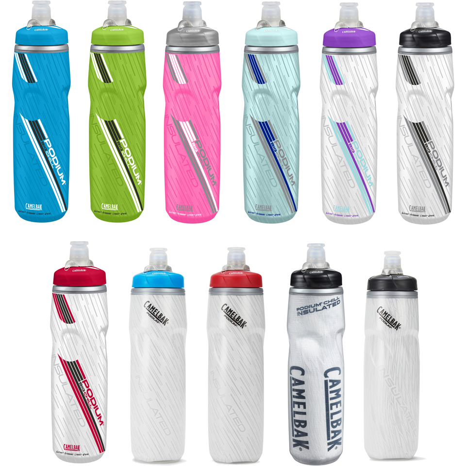 camelbak-podium-big-chill-water-bottle-clearred-750ml