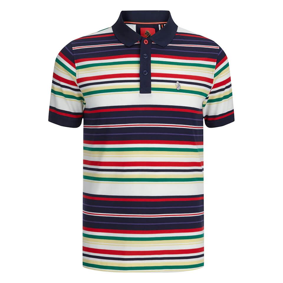 luke-1977-men-oreally-oreilly-striped-polo-shirt-dark-navy-m