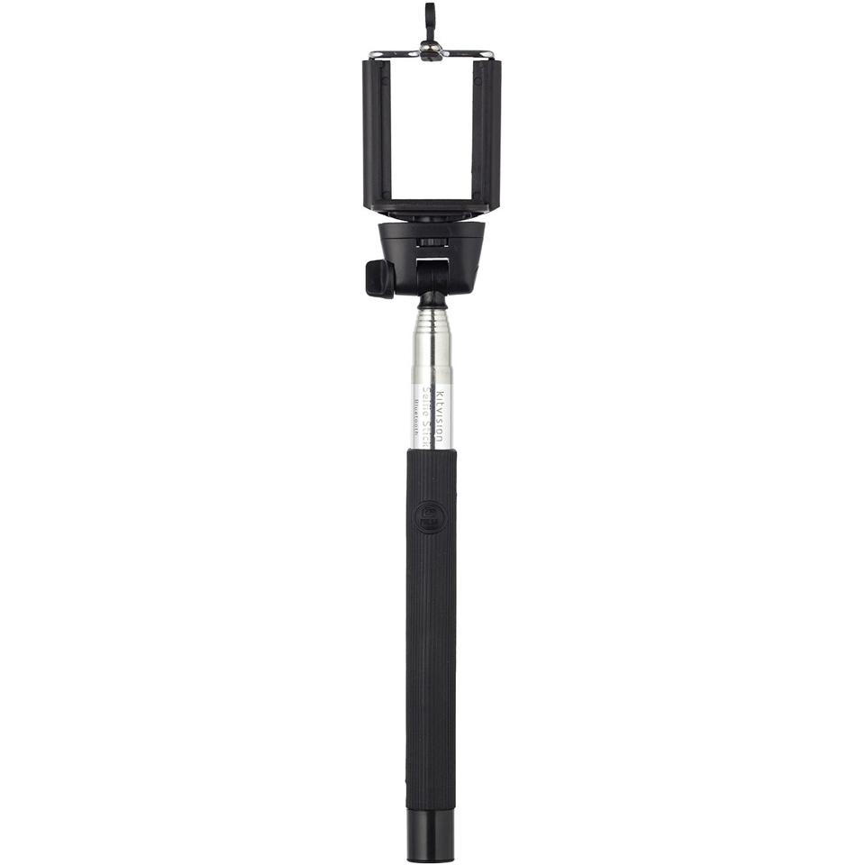 kitvision-basic-bluetooth-selfie-stick-with-phone-holder-black