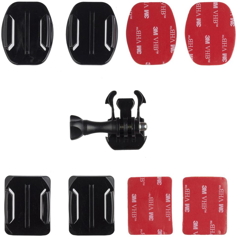 kitvision-adhesive-mount-for-action-cameras-gopro-kitvision-edge-h10-splash-esc-5-esc-5w-black