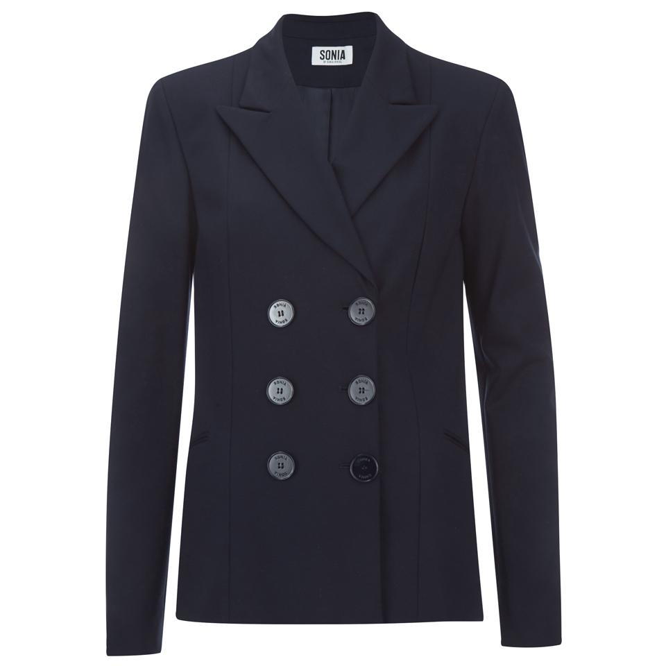 sonia-by-sonia-rykiel-women-jersey-blazer-navy-8