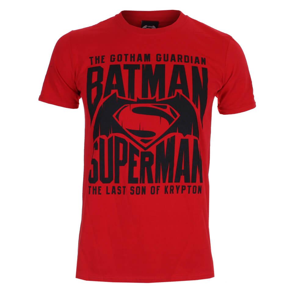 dc-comics-men-batman-vs-superman-gotham-guardian-t-shirt-cherry-red-s
