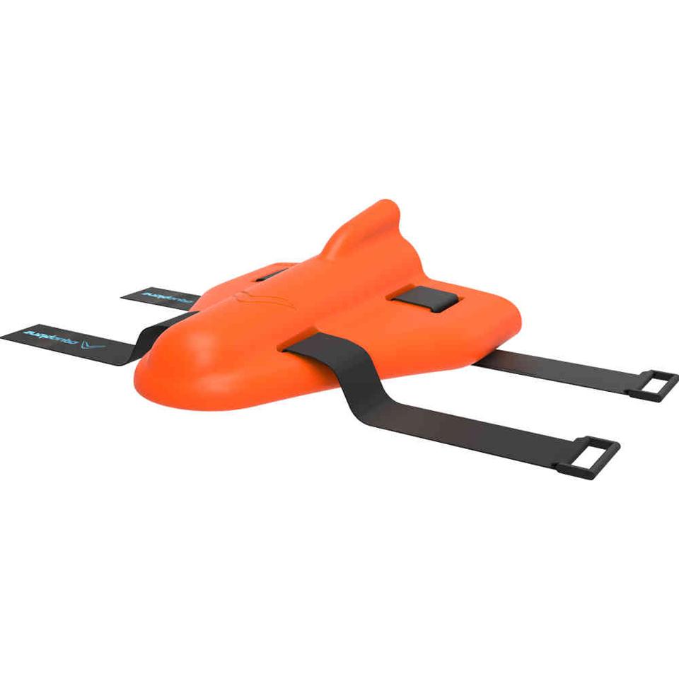 aqua-plane-swimming-aid-orange-sunburst