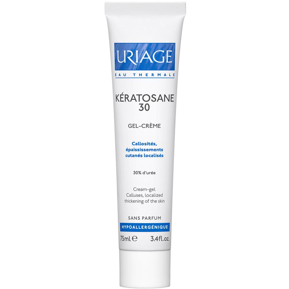 Uriage Ratosane Keratolytic Emulsion Urea Treatment