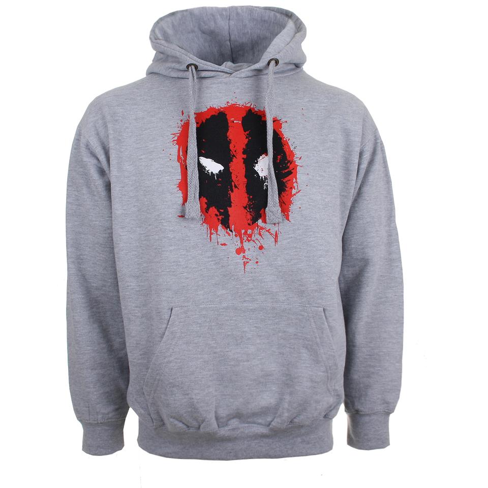 deadpool-men-paint-logo-hoody-grey-s