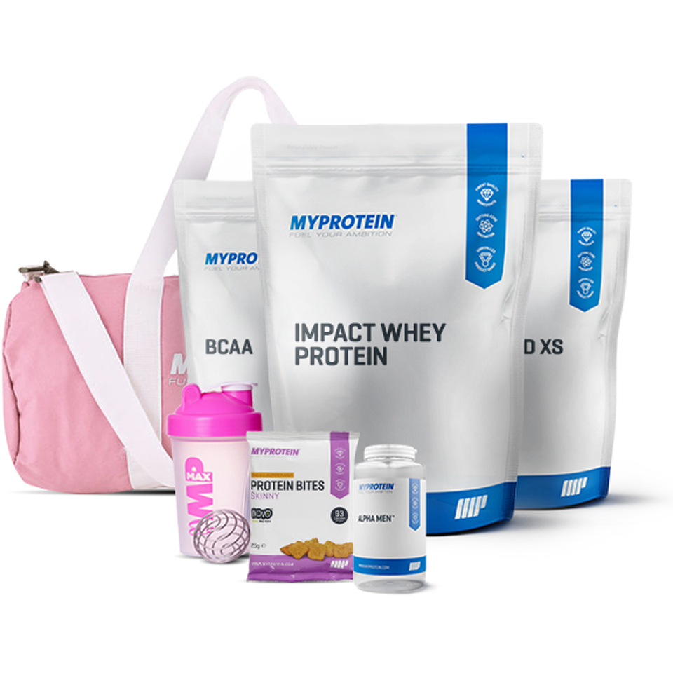 Foto Her Bundle - Chocolate Smooth Myprotein