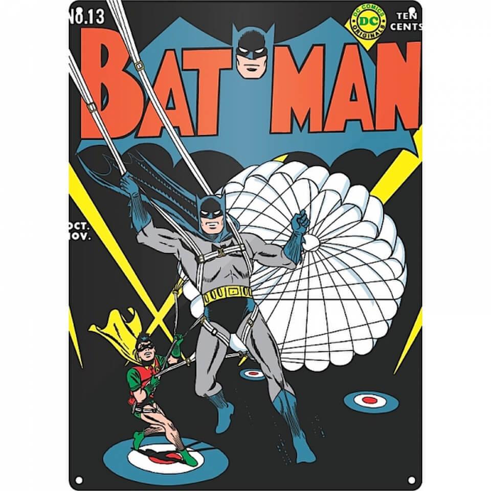 dc-comics-batman-parachute-large-tin-sign