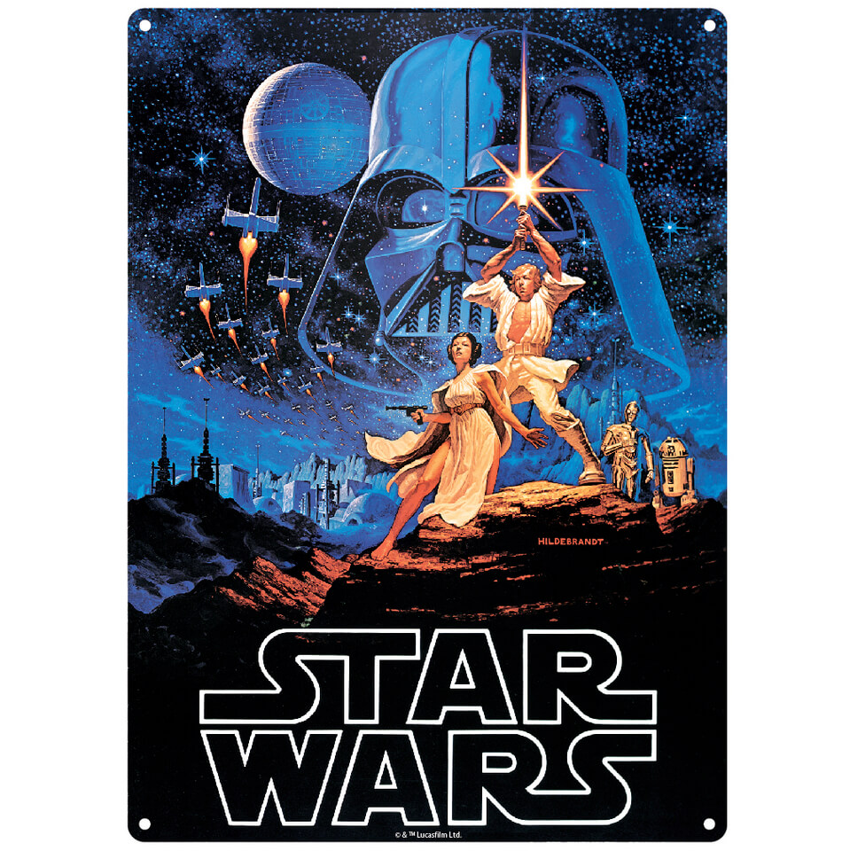 star-wars-a-new-hope-large-tin-sign-297cm-x-42cm