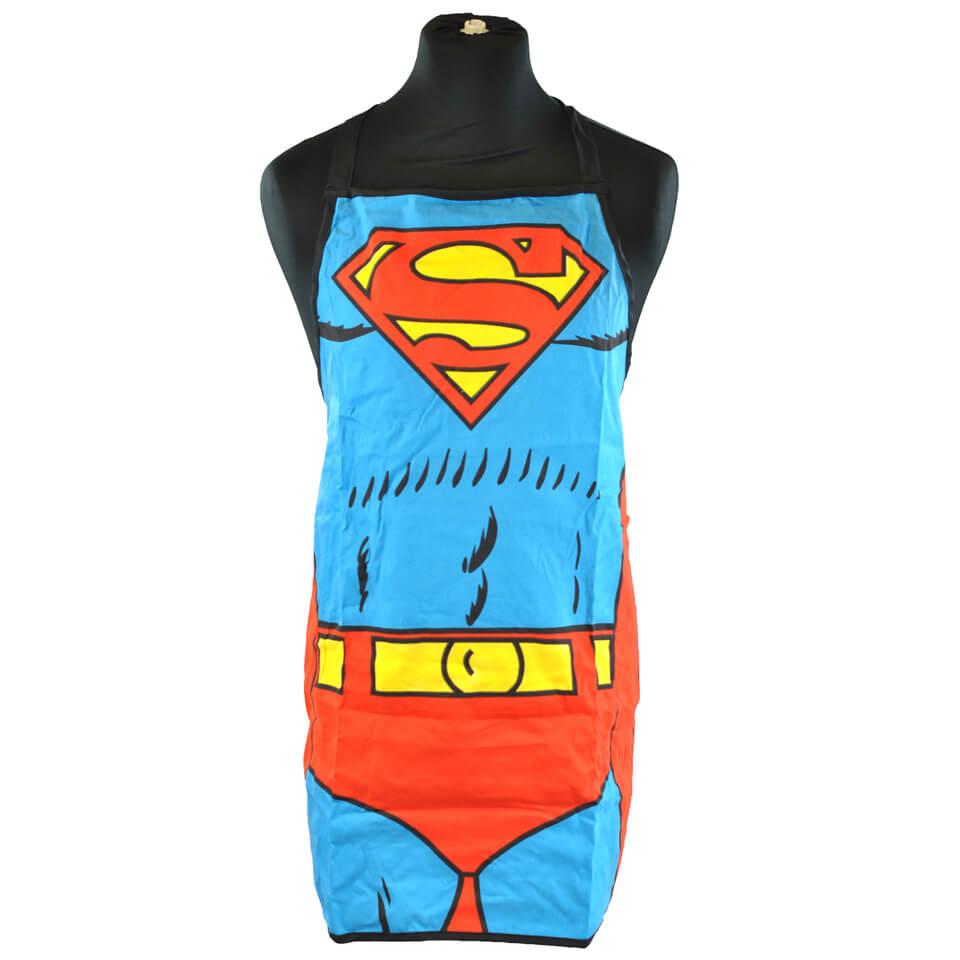 dc-comics-superman-apron-in-a-tube-65-x-28-x-65cm