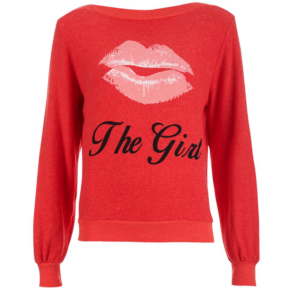 wildfox-women-kiss-her-brunch-jumper-ariel-red-m-12