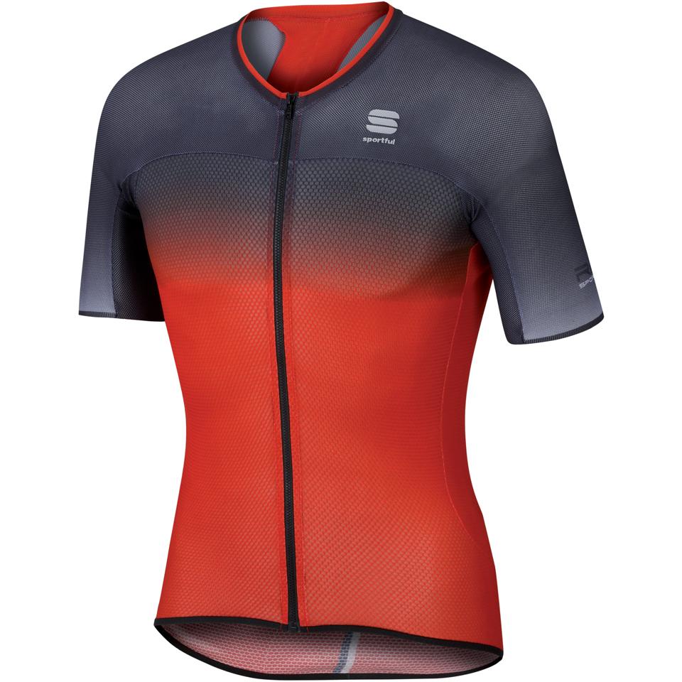 sportful-rd-ultralight-short-sleeve-jersey-red-grey-l