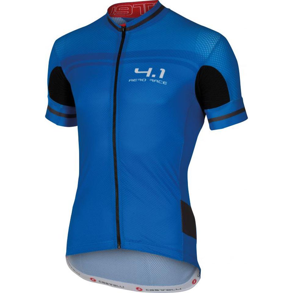 castelli-free-41-short-sleeve-jersey-blue-xl