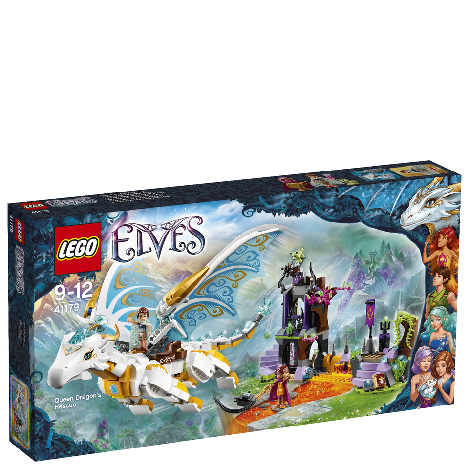 lego-elves-queen-dragon-rescue-41179
