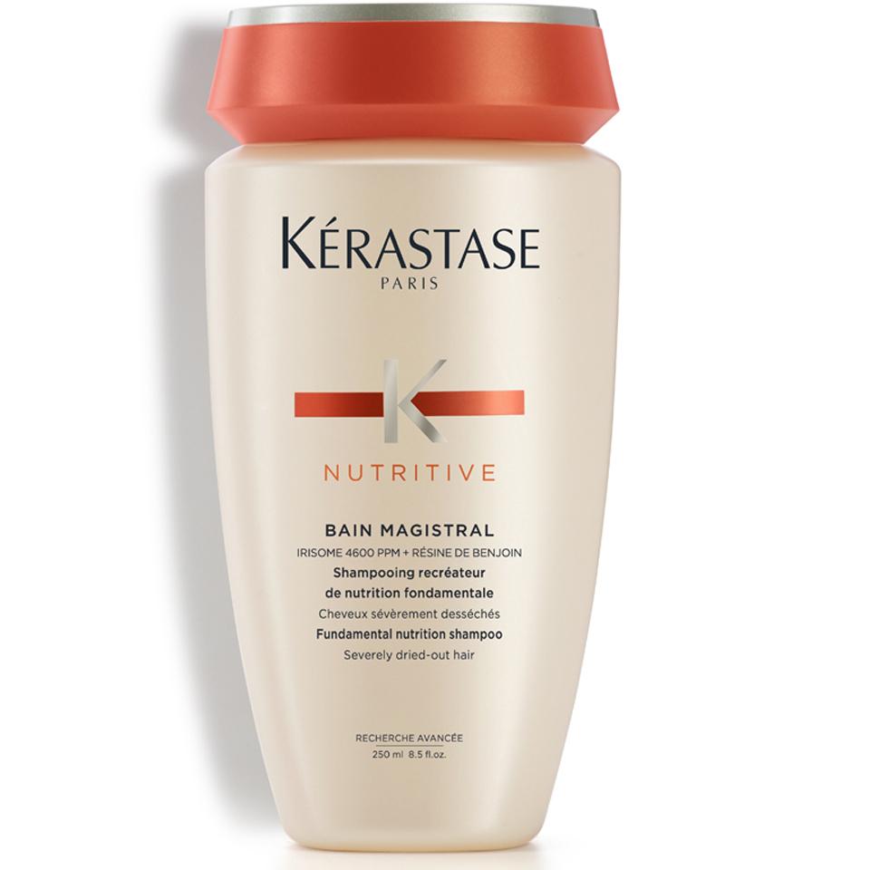 K rastase nutritive bain magistral 250ml free delivery for Kerastase bain miroir 2 shampoo