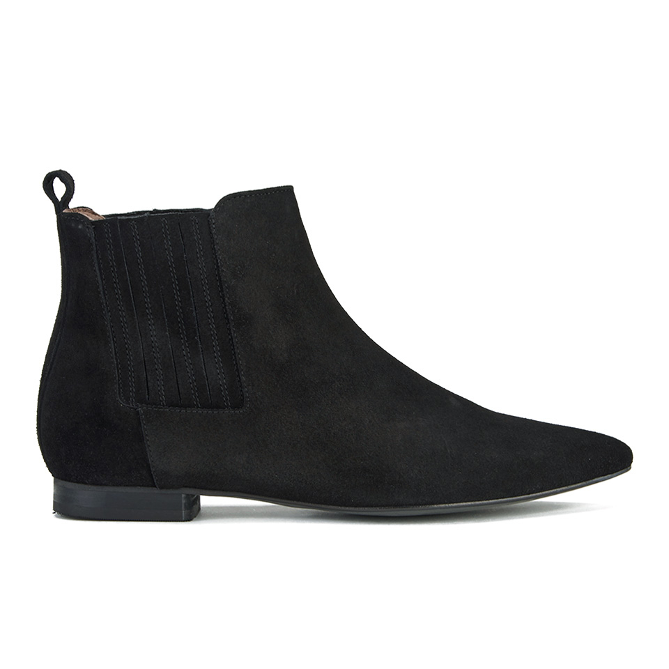 h-shoes-by-hudson-women-reine-pointed-suede-ankle-boots-black-3
