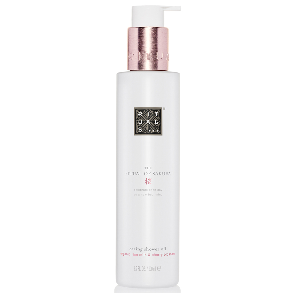 Köpa billiga Rituals The Ritual of Sakura Shower Oil (200ml) online