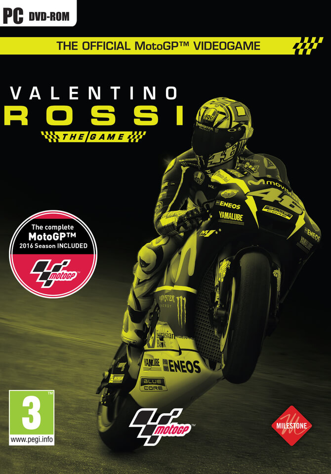 Скачать VALENTINO ROSSI THE GAME (2016) торрент