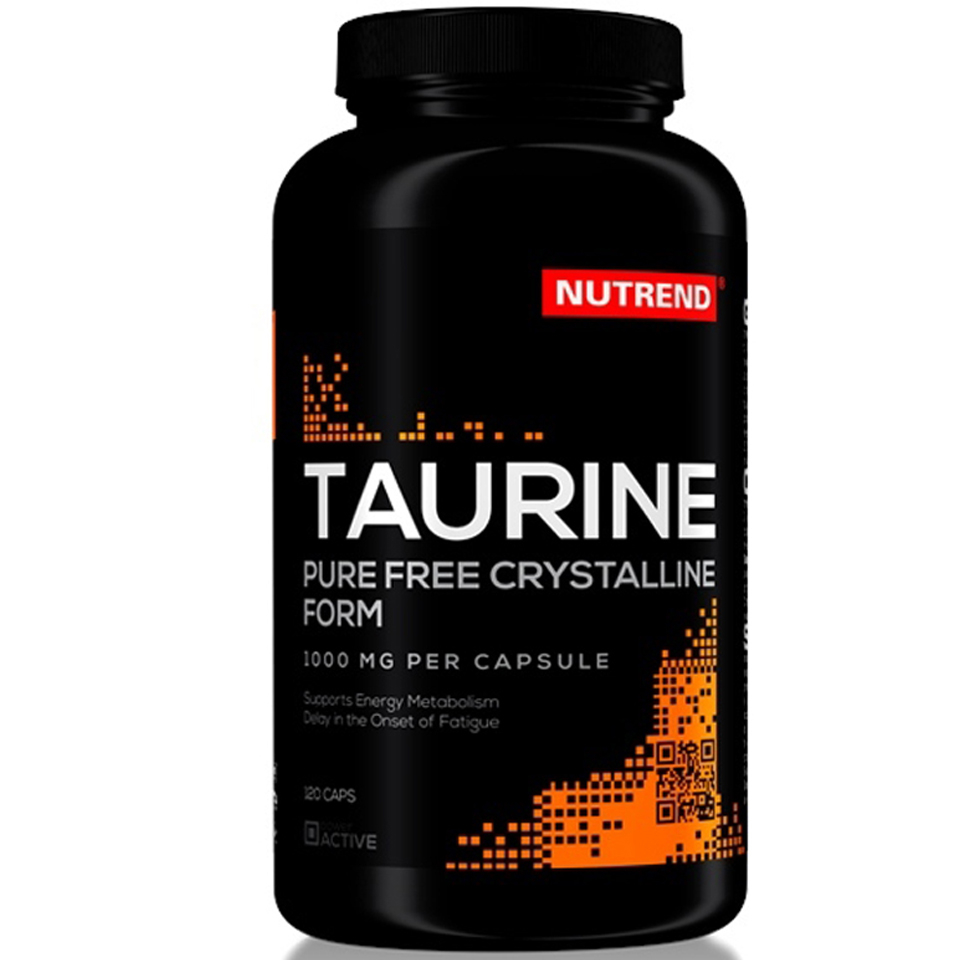nutrend-taurine-120-capsules