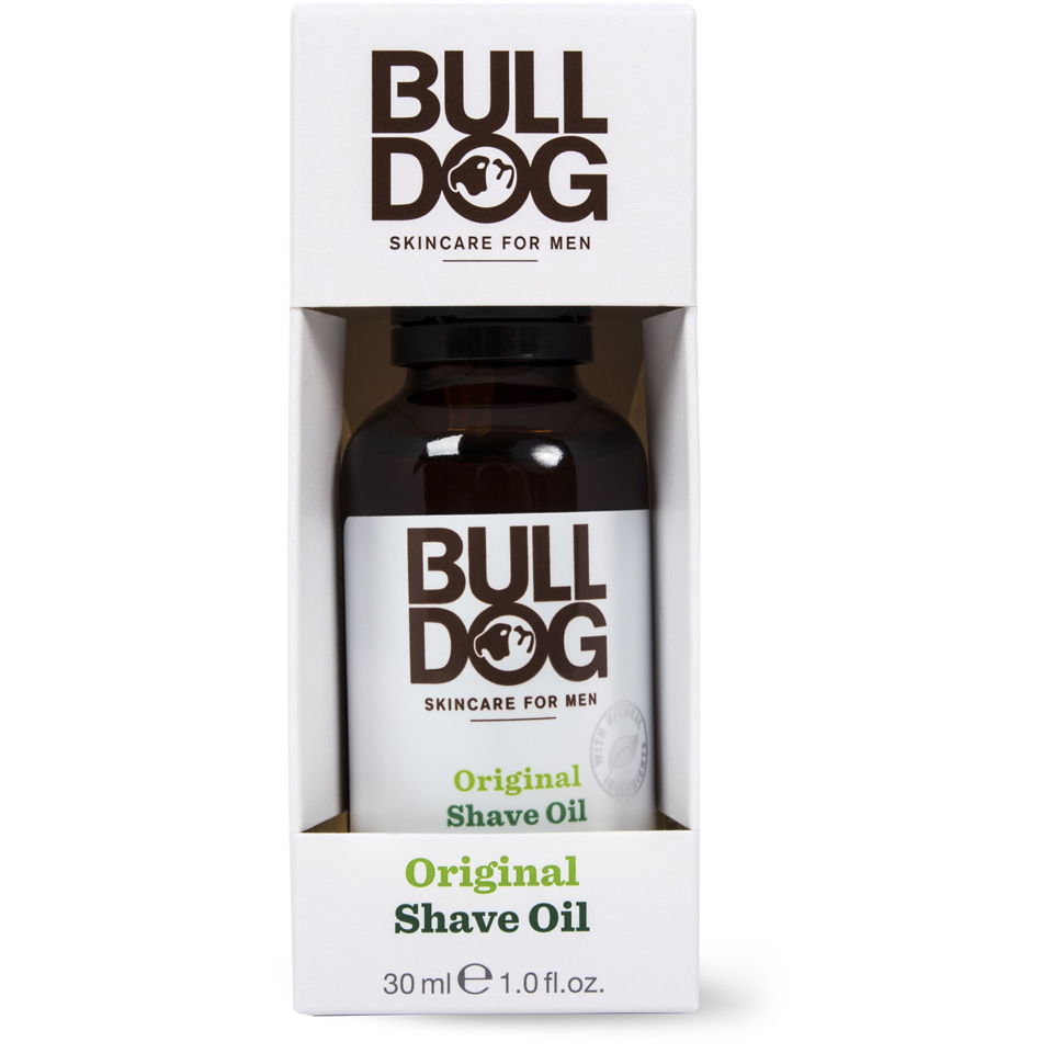 Bulldog Original Shave Oil 30ml Health amp Beauty TheHutcom
