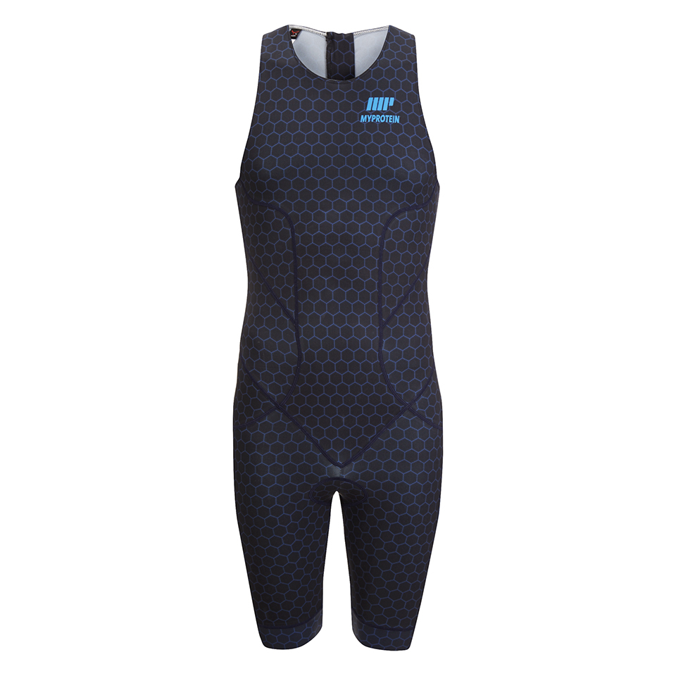 Foto Myprotein Men's Triathlon Suit - Blue - M