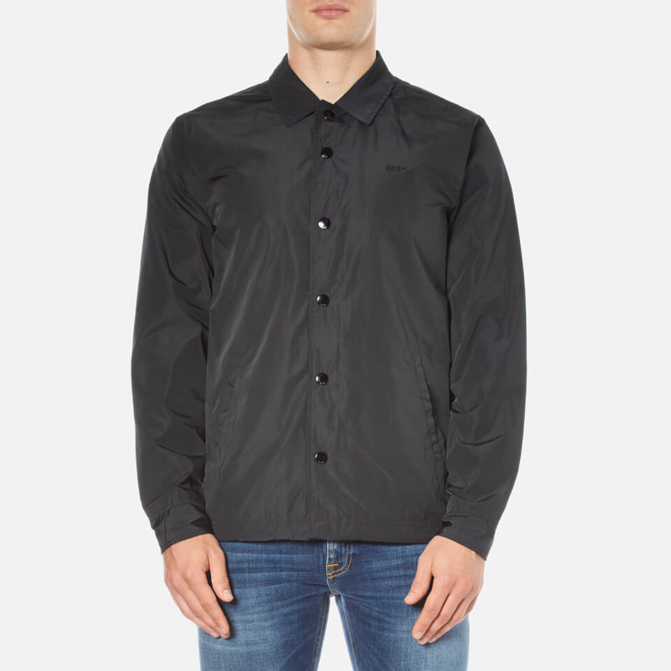 obey-clothing-men-baker-graphite-coach-jacket-black-s