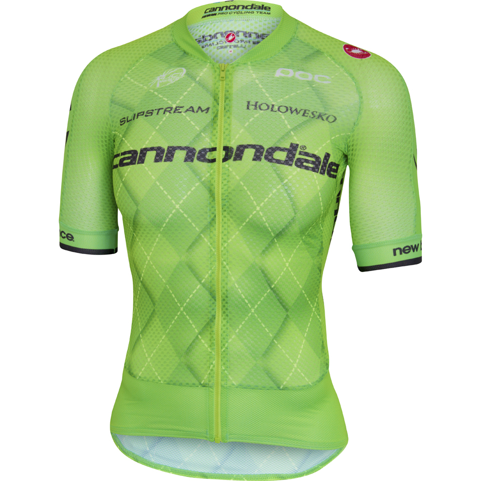 castelli-cannondale-pro-cycling-team-climbers-20-short-sleeve-jersey-green-l