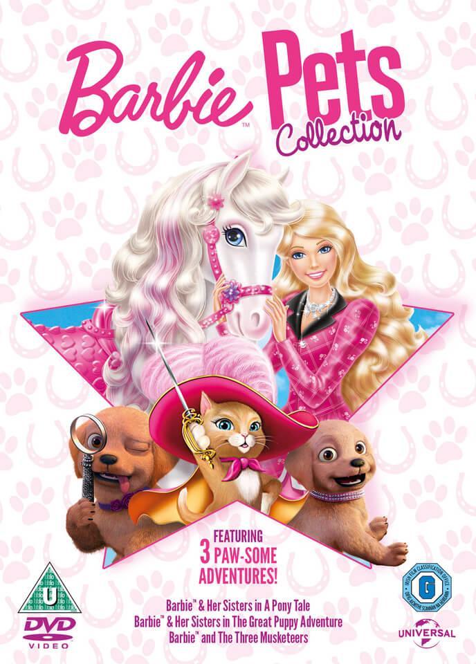 barbie-pets-collection