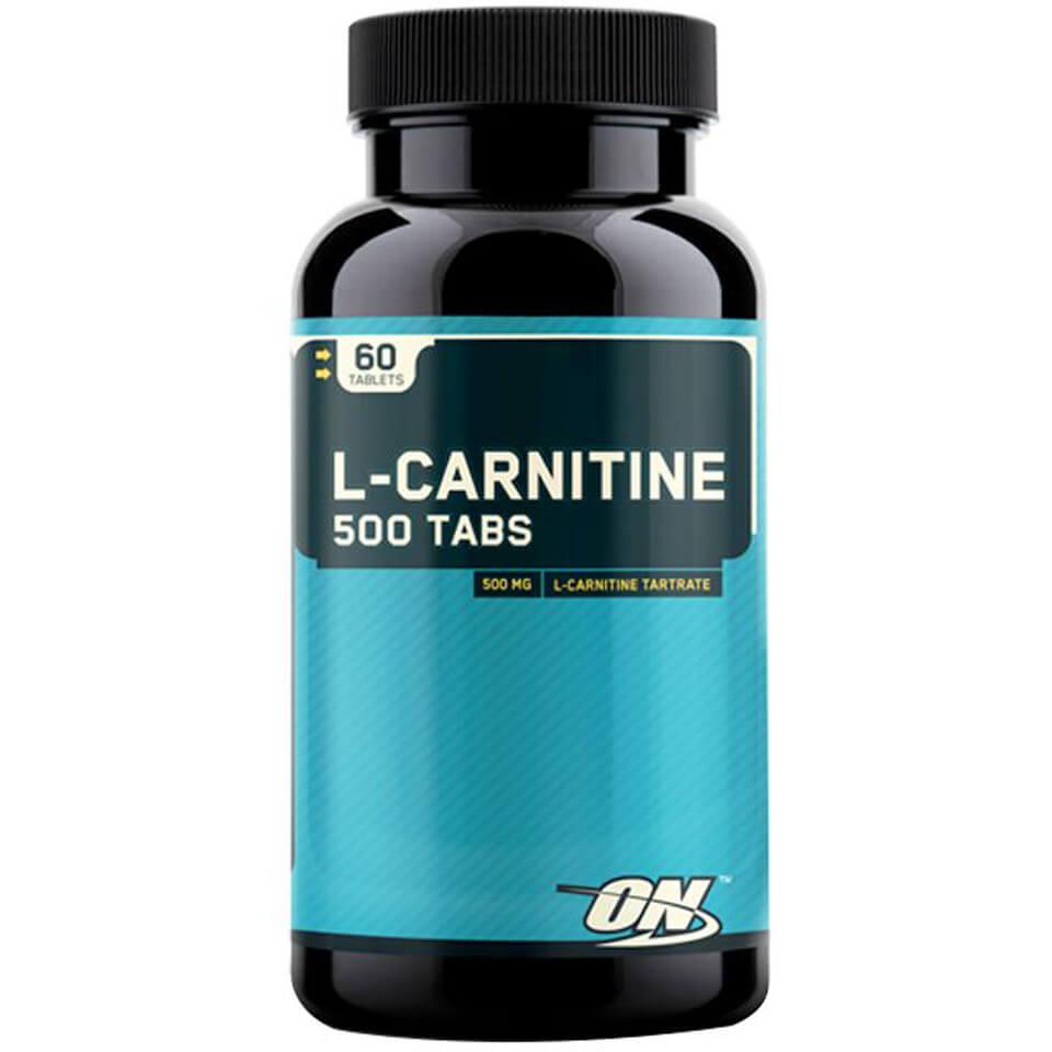 optimum-nutrition-l-carnitine-500-60-tablets