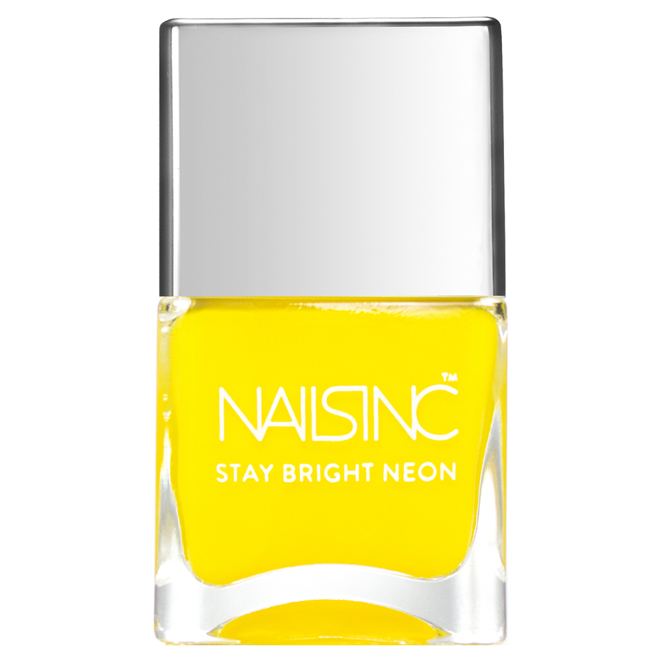 nails-golden-lane-nail-polish-neon-yellow-14ml
