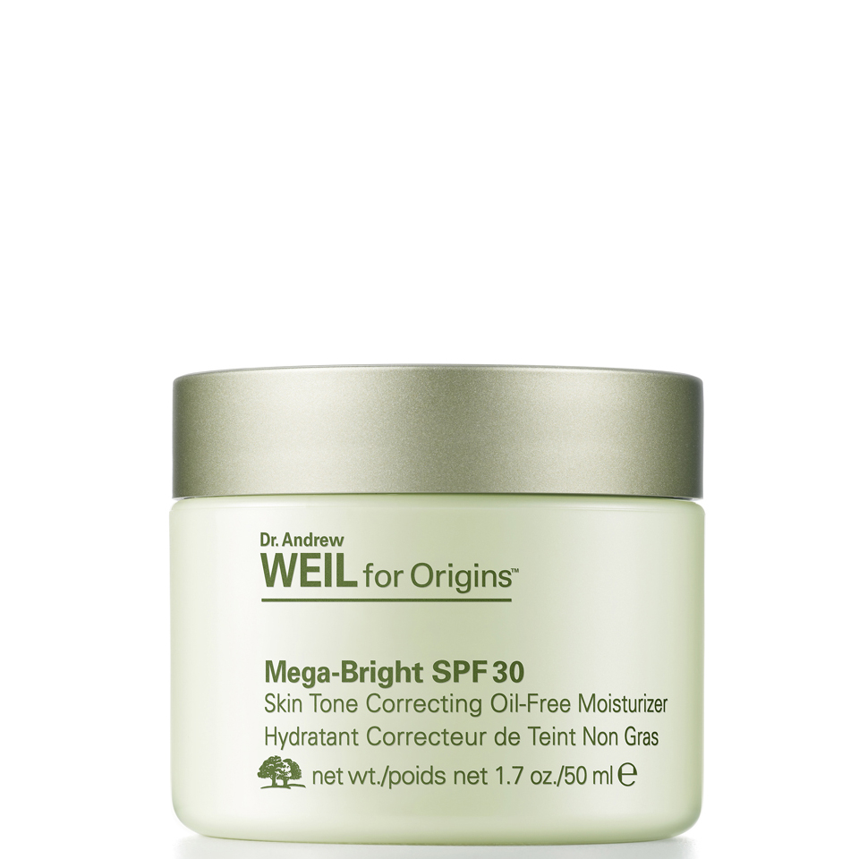 origins-dr-andrew-weil-for-origins-mega-bright-spf-30-skin-tone-correcting-oil-free-moisturiser-50ml