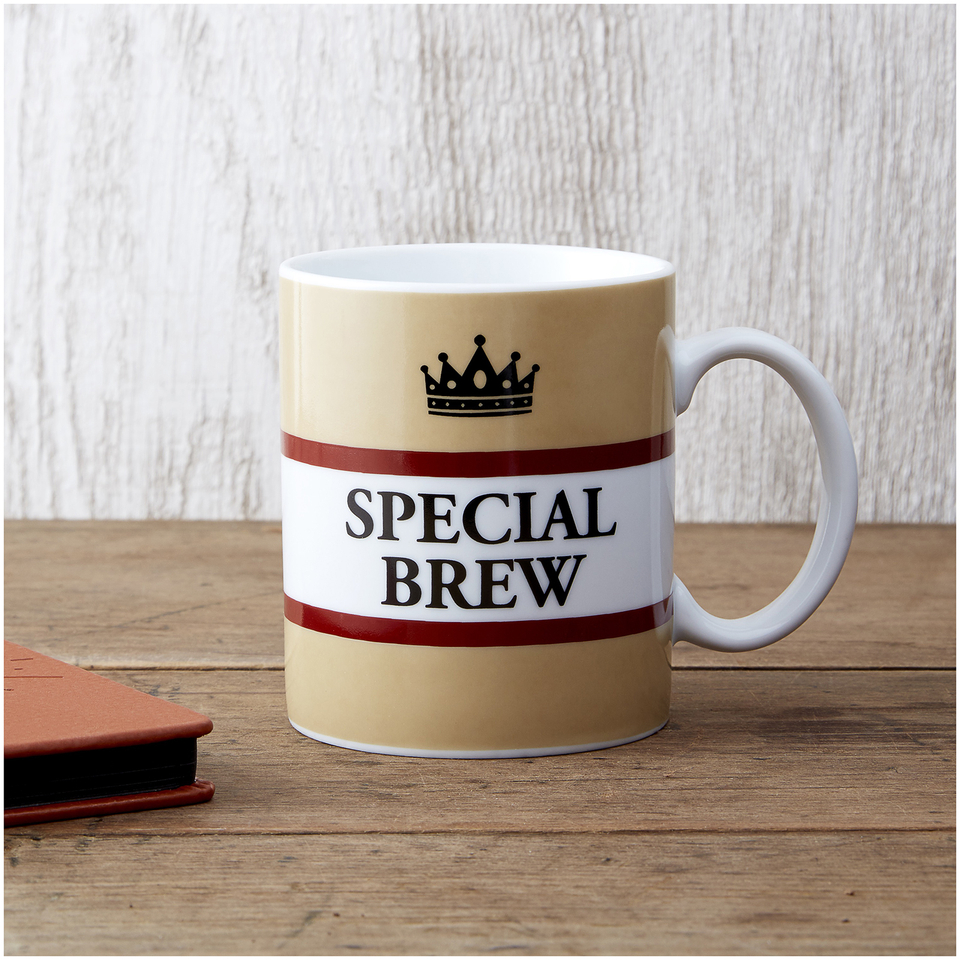 special-brew-mug-brown