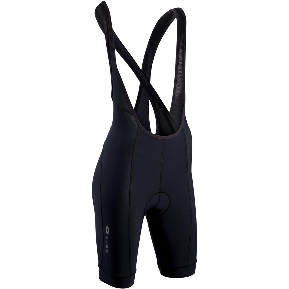 sugoi-women-evolution-bib-shorts-black-m