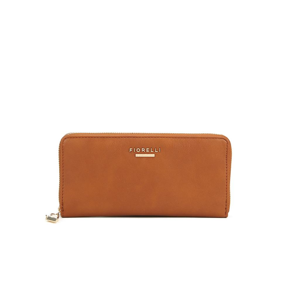 fiorelli-women-city-zip-around-purse-tan-casual