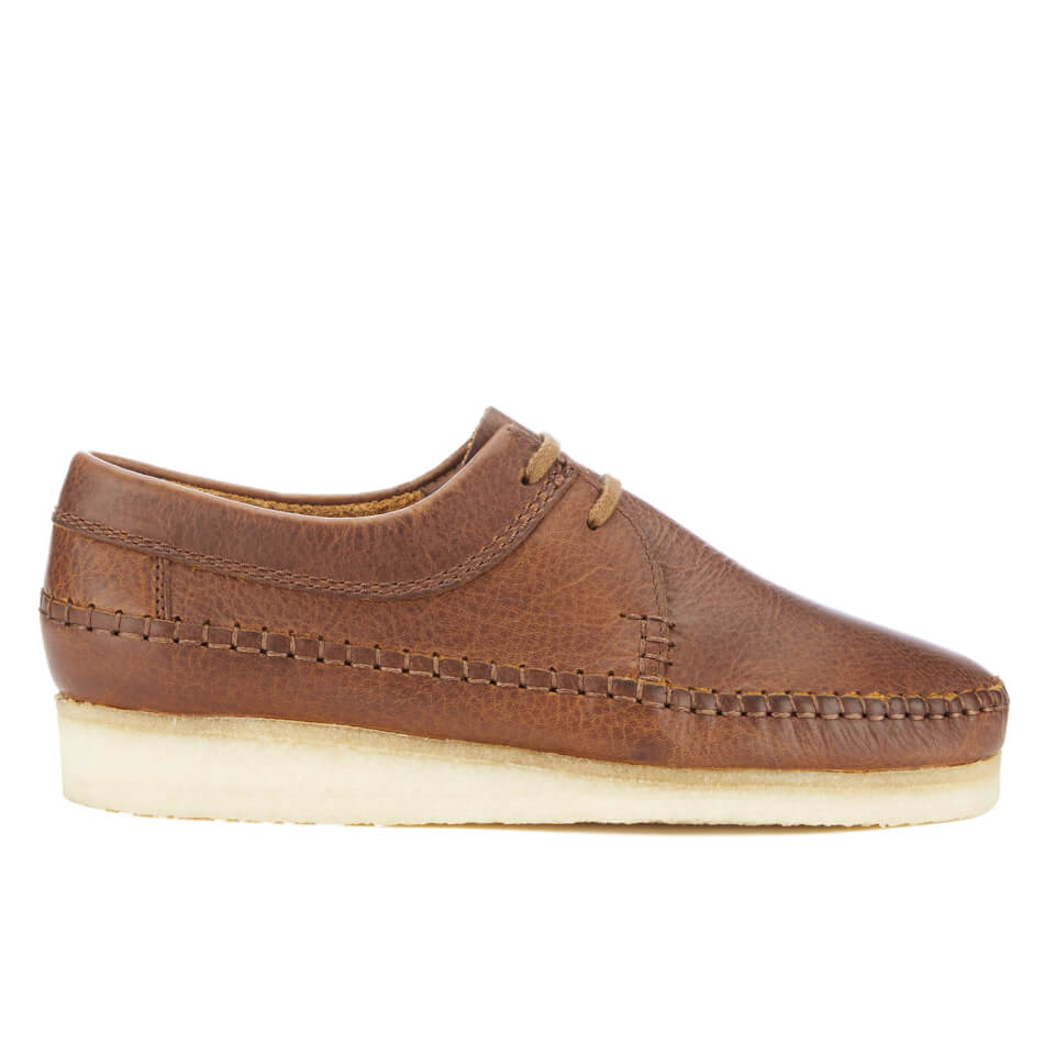 clarks-originals-men-weaver-shoes-tan-leather-7