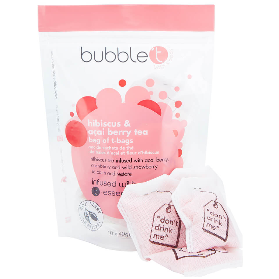 bubble-t-bath-infusion-t-bags-hibiscus-acai-berry-tea-10-x-40g