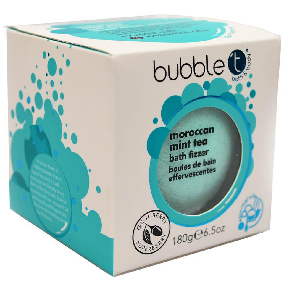 Köpa billiga Bubble T Bath Fizzer - Moroccan Mint Tea 180g online