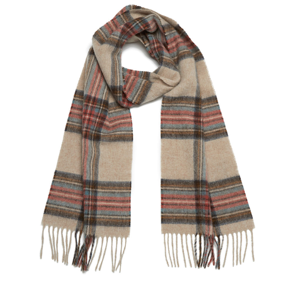 barbour-women-country-check-scarf-cream