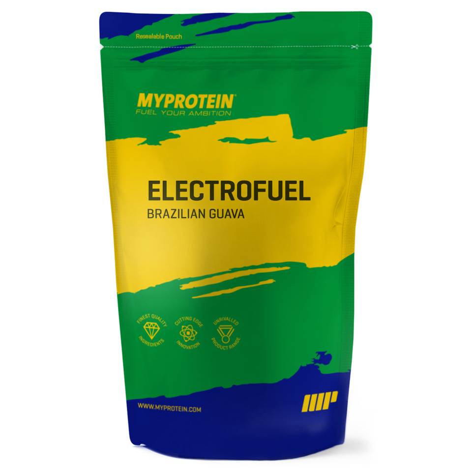 Foto ElectroFuel, 5kg, Summer Fruits Myprotein