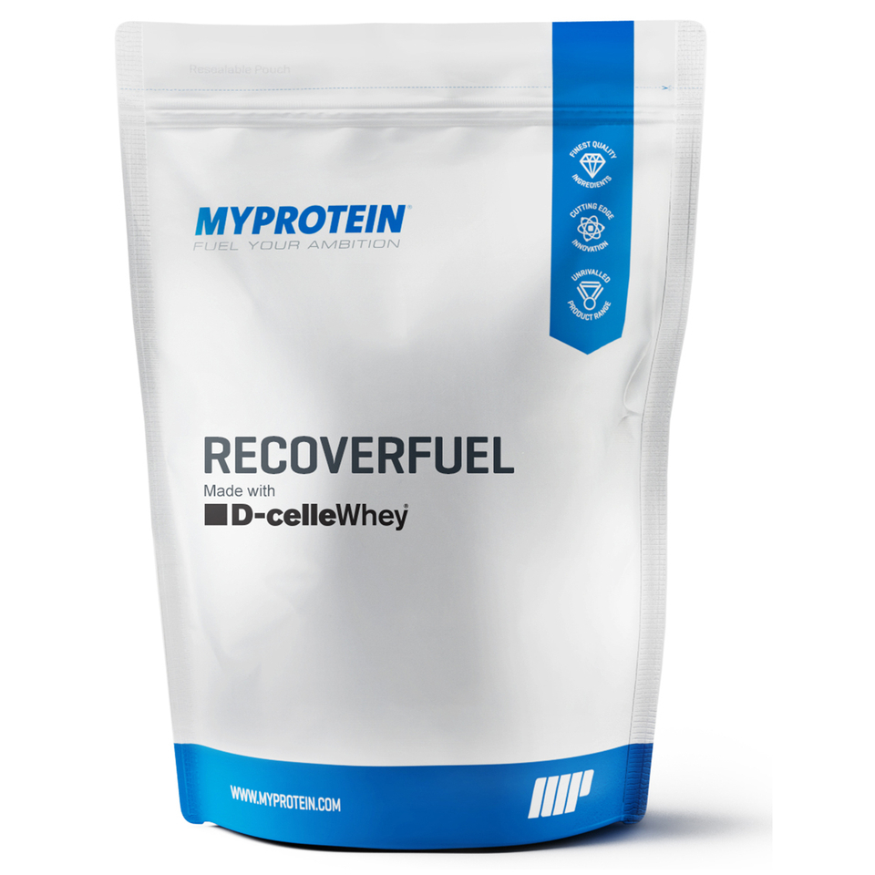 Foto RecoverFuel, 5kg, Natural Strawberry Myprotein