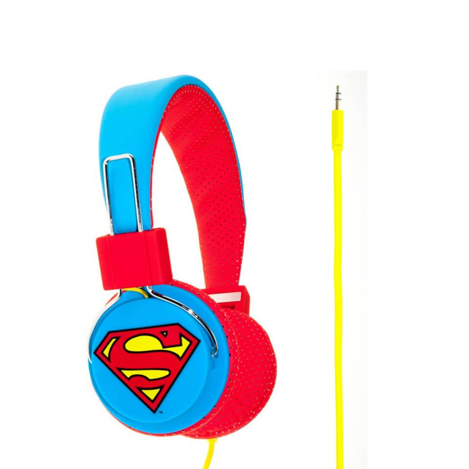 superman-folding-on-ear-headphones-superman-logo